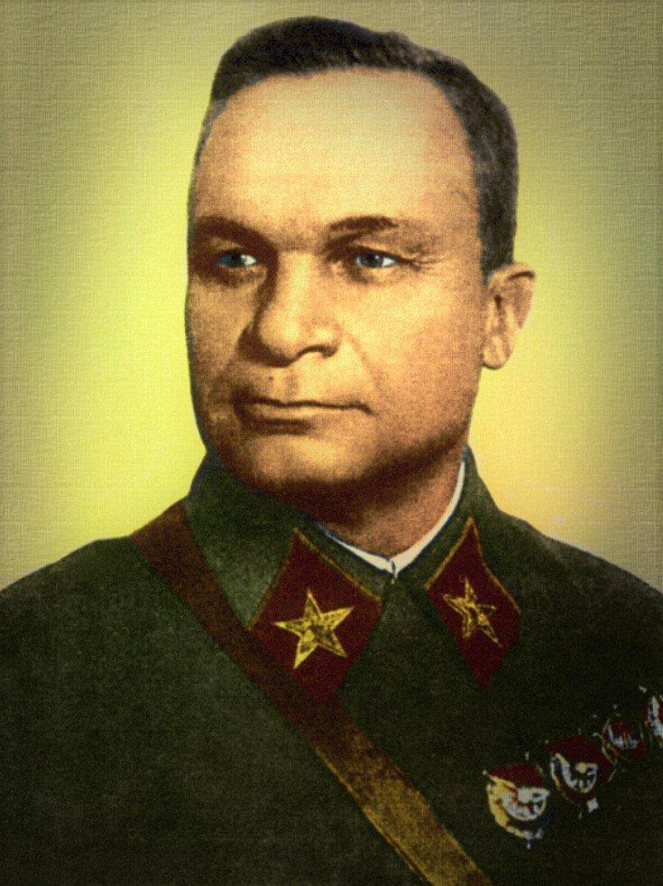 Александр Егоров - парадоксальный красный маршал История,Армия,СССР