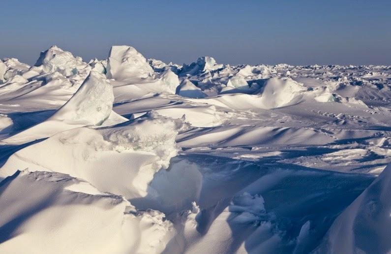 картинки северного полюса труба ручкой