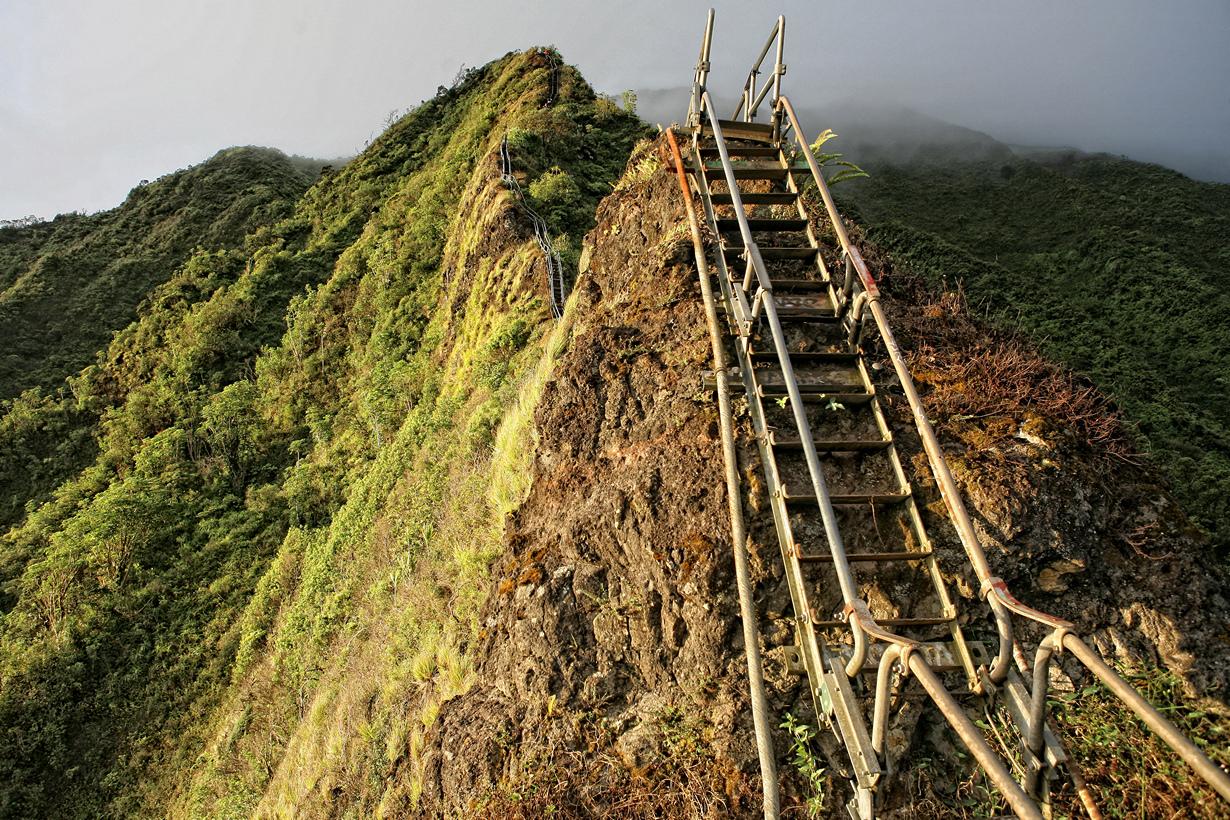 что картинки лестницы в гору конец провода