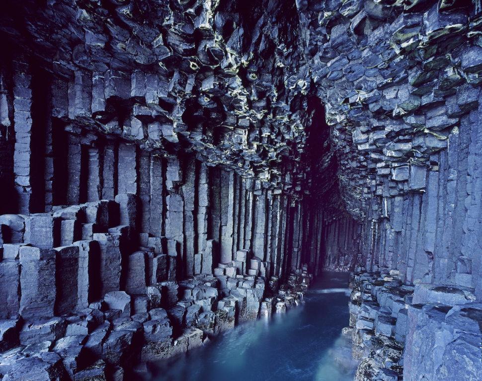 Красивые пещеры мира фото наше