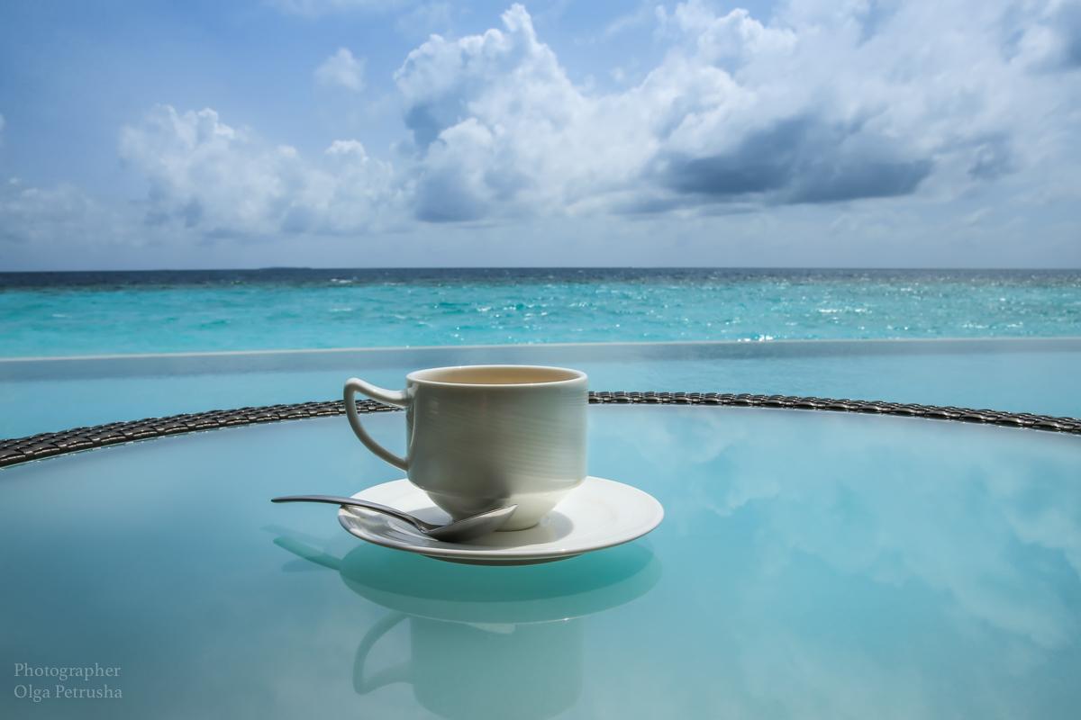 Открытки с видом на море с добрым утром