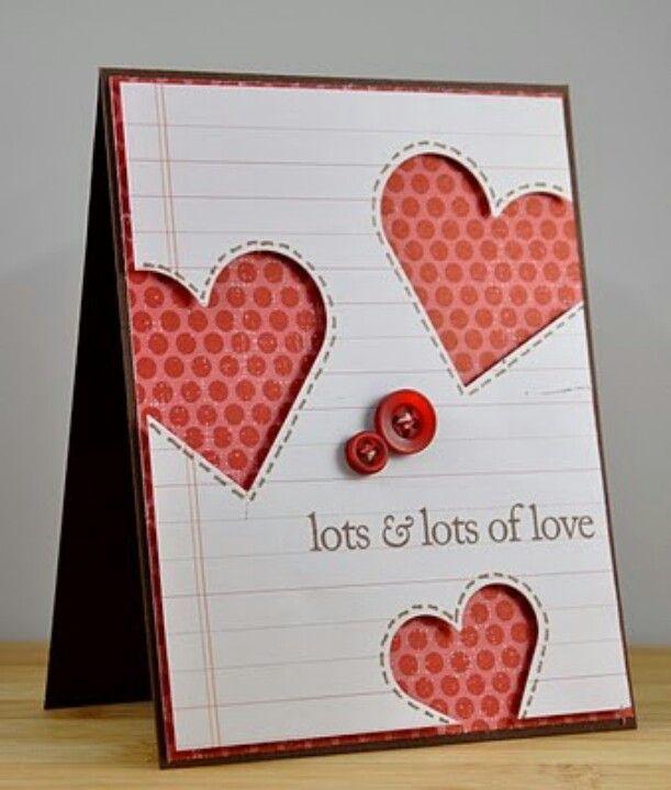 Как сделать красивую открытку для любимого в домашних условиях