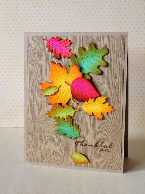Открытки днем, открытки осень своими руками учителю