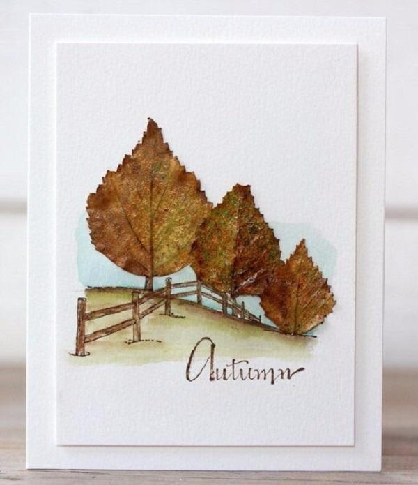 Сделать осенние открытки, готовит картинки прикольные