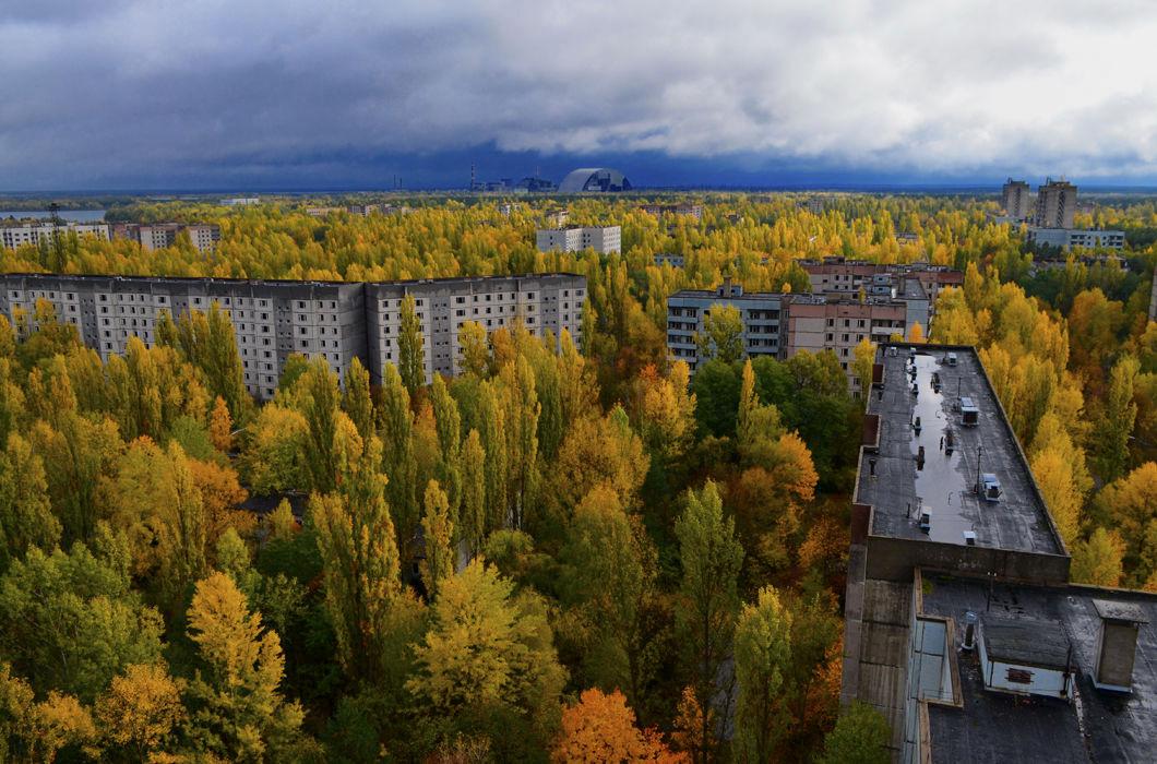 Чернобыль интересные факты фото